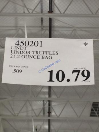 Costco-450201-LINDT-Lindor-Truffles-tag