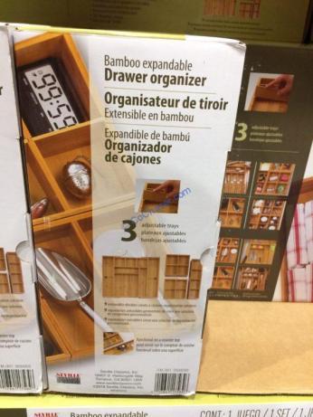 Costco-9994999-Seville-Classics-Bamboo-Expandable-Drawer-Organizer4