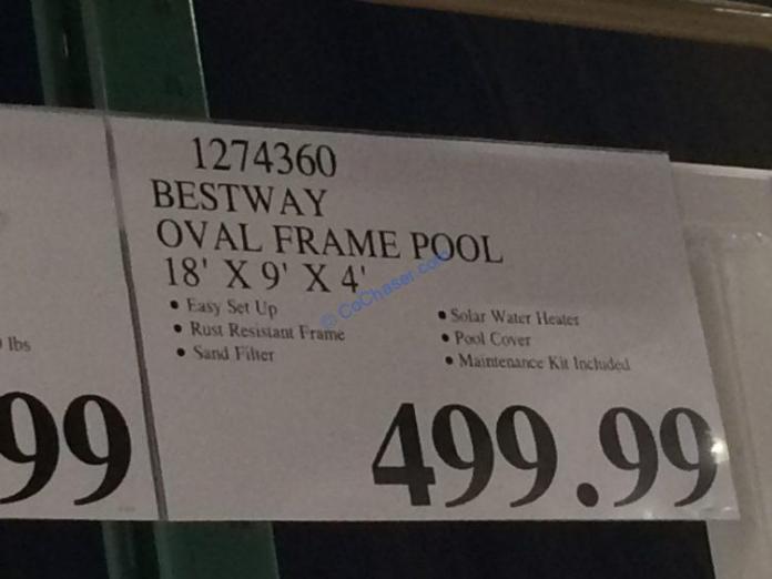 Costco-1274360-Bestway-Oval-Frame-Pool-tag