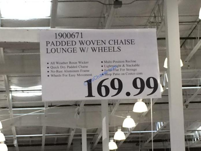 Costco-1900671-Padded-Woven-Chaise-Lounge-with-Wheels-tag