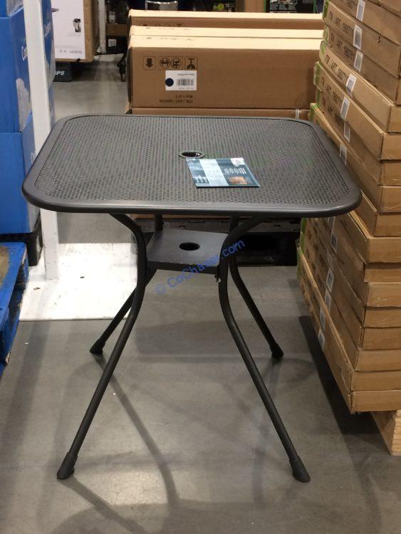 sunvilla commercial mesh table