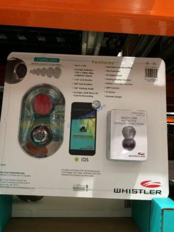 Costco-1284634-Whistler-HD-Dash-Camera1