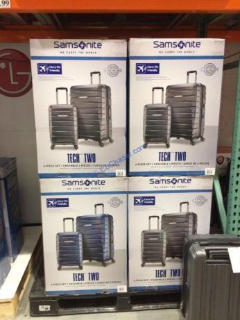 Costco-1307188-Samsonite-Tech-2.0-2-Piece-Hardside-Luggage-Set-all