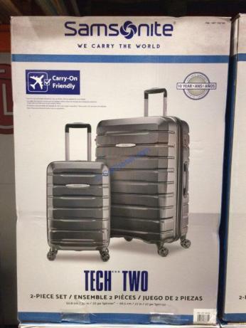 Costco-1307188-Samsonite-Tech-2.0-2-Piece-Hardside-Luggage-Set1
