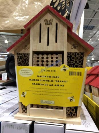 Costco-1900780-Everygreen-Bambeco-Mason-Bee-Barn