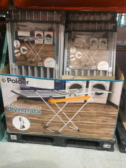 Costco-1050183-Polder-Expandable-Drying-Rack-all