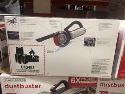 Costco-1310085-Black-Decker-Dustbuster-20V-Pivot-Auto-Vacuum3