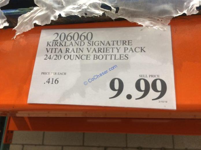 Costco-206060-Kirkland-Signature-Vita-Rain-Variety-tag