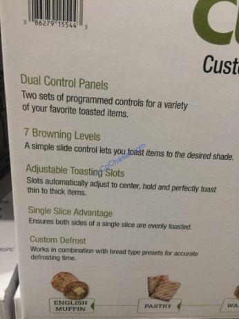 Costco-2240772-Cuisinart-Custom-Select-4-Slice-Toaster-spec2