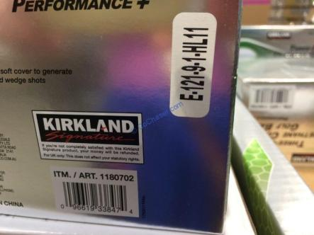 Costco-1180702-Kirkland-Signature-3-piece-Urethane-Cover-Golf-Ball-bar