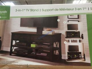 Costco-1288035-Bayside-Furnishers Walton-56-inch 3-in-1-TV-Stand-pic