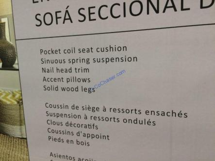 Costco-1307398-Bainbridge-Sinclair-Fabric-Sectional-with-Ottoman-spec