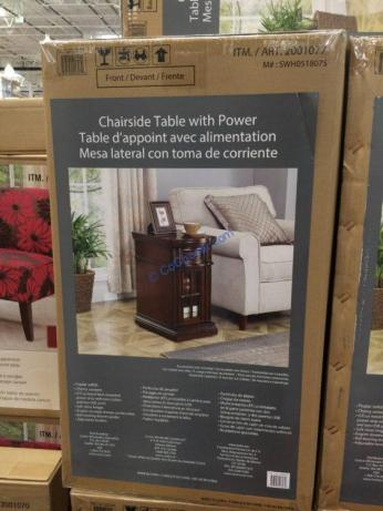 Costco-2001077-Chairside-Table –with-Power2