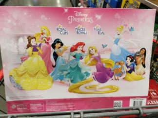 Coostco-1312433-Disney-Princess-Small-Doll-Collection-face