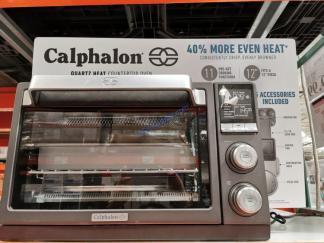 Costco-1339289-Calphalon-Quartz-Heat-Countertop-Oven