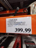Costco-1348304-Calphalon-Premier-12-piece-Space-Saving-Cookware-Set-tag