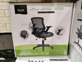 Bayside Furnishings Metrex Iv Mesh Office Chair Costcochaser