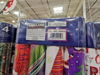 Costco-1900312-Kirkland Signature-4PK-Christmas-Wrap3