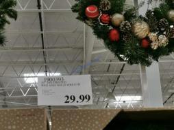 Costco-1900393-30-Decorated-Artificial-Wreath-tag