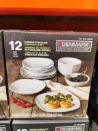 Costco-1338498-Denmark-12PC-Square-White-Dinnerware-Set