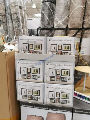 Costco-2237474-Old-Town-6PC-Floating-Picture-Frame-all