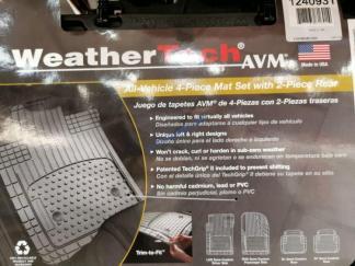 Costco-1240931-WeatherTech-4-piece-Trim-to-Fit-Car-Mats-spec