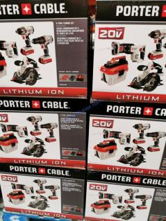 Costco-1303852-Porter-Cable-5-Tool-Combo-Kit-20V-MAX-Lithium-all