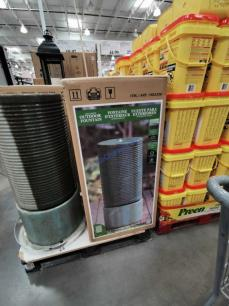 Costco-1902336-Modern-Ribbed-Self-contained-Outdoor-Fountain1