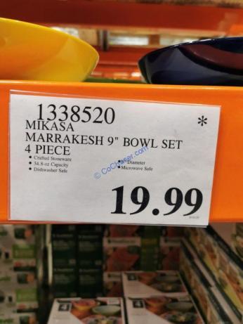 Costco-1338520-Mikasa-Marrakesh-9-Bowl-Set-tag