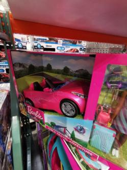 Barbie Girls Getaway Adventure Helicopter and Vehicle Set Helicopter Car Dolls