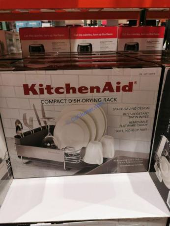 Costco-1464518-KitchenAid-Stainless-Steel-Compact-Dish-Drying-Rack2
