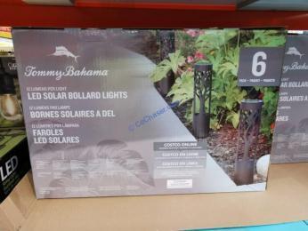 Costco-1600330-Tommy-Bahama-Solar-LED-Pathway-Bollard-Light2