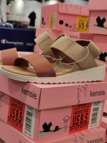 Costco-1418517-Kensie-Ladies-Strap-Sandal1