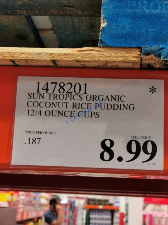 Costco-1478201-Sun-Tropics-Organic-Coconut-Rice-Pudding-tag