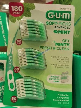 Costco-1458438-GUM-Soft-Picks-Advanced-Mint