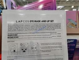 Costco-1501580-LAPCOS-Collagen-Eye-Masks-Lip-Set4