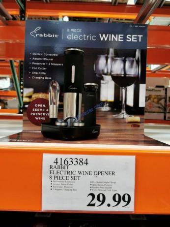 Costco-4163384-Rabbit-Electric-Wine-Opener-8-Piece-Set