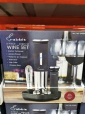 Costco-4163384-Rabbit-Electric-Wine-Opener-8-Piece-Set1