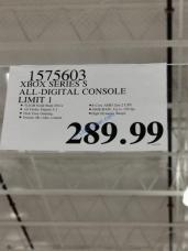 Costco-1575603-XBOX-Series-All-Digital-Console-tag