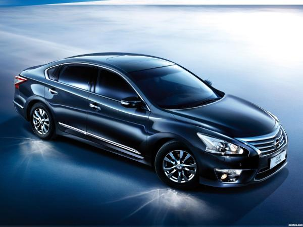 Fotos de Nissan Teana China 2013 Foto 2