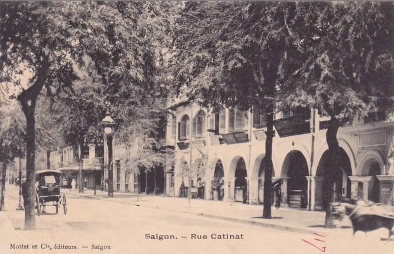Đường Catinat