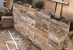 Home foundation contractors