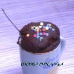 Mug Cake de Chocolate – Bizcocho superrápido
