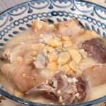 Olla de San Antón, receta tradicional de Granada