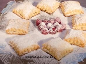 galletas de hojaldre