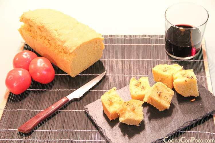 Pan de aceite - Sin gluten