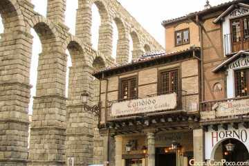 Segovia cochinillo Candido