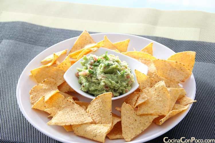 como hacer un buen guacamole mexicano