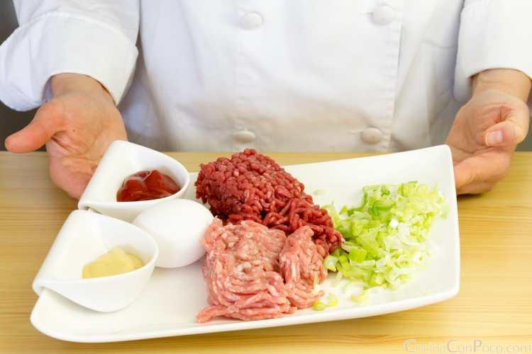 Hamburguesas caseras - receta paso a paso de la hamburguesa clásica perfecta
