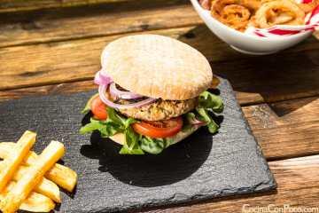 hamburguesa casera clásica receta paso a paso